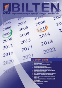 Bilteni REZ Agencije 19
