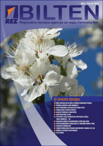 Bilteni REZ Agencije 18
