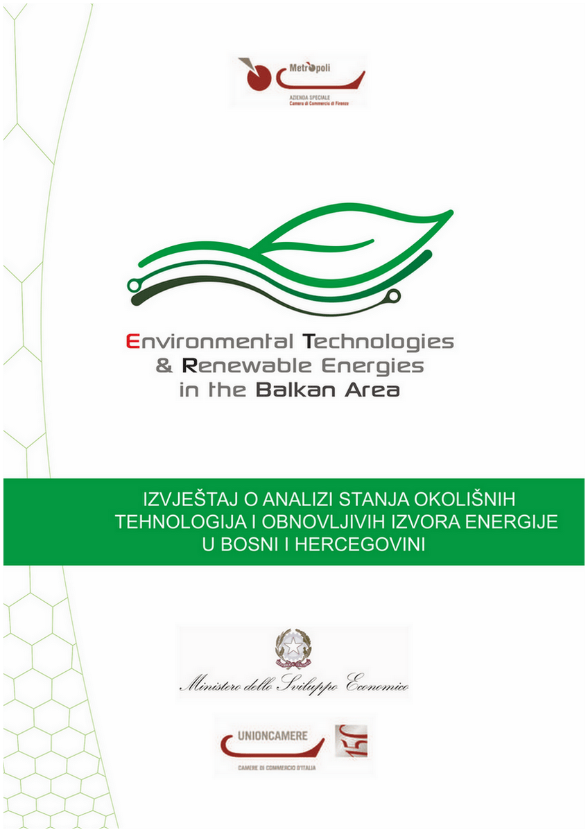 Brošura: Okolišne tehnologije i obnovljivi izvori energije na području Balkana
