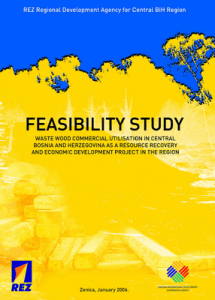 Feasibility study of waste wood commercial utilisation 1
