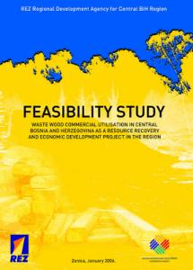 Feasibility study of waste wood commercial utilisation 1