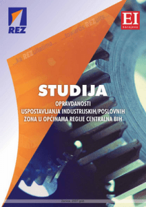 Feasibility study for the establishment of industrial/business zones 1