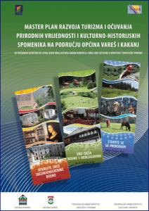 Master plan razvoja turizma, očuvanja prirodnih vrijednosti i kulturnohistorijskih... 1