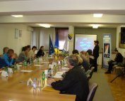 Strengthening the capacity of local actors 1