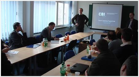 CBI - Trening za lokalne izvozne konsultante, maj 2010.