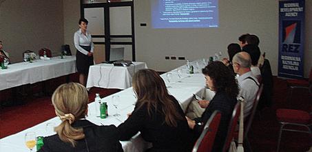 Prezentacija IPA fondova u Vitezu 2010.