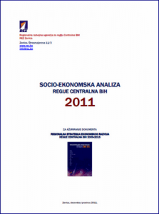 Socio-economic analysis of the region Central BiH 2011 1