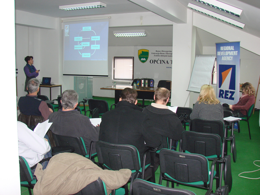 PCM seminar u Tešnju - januar 2011.