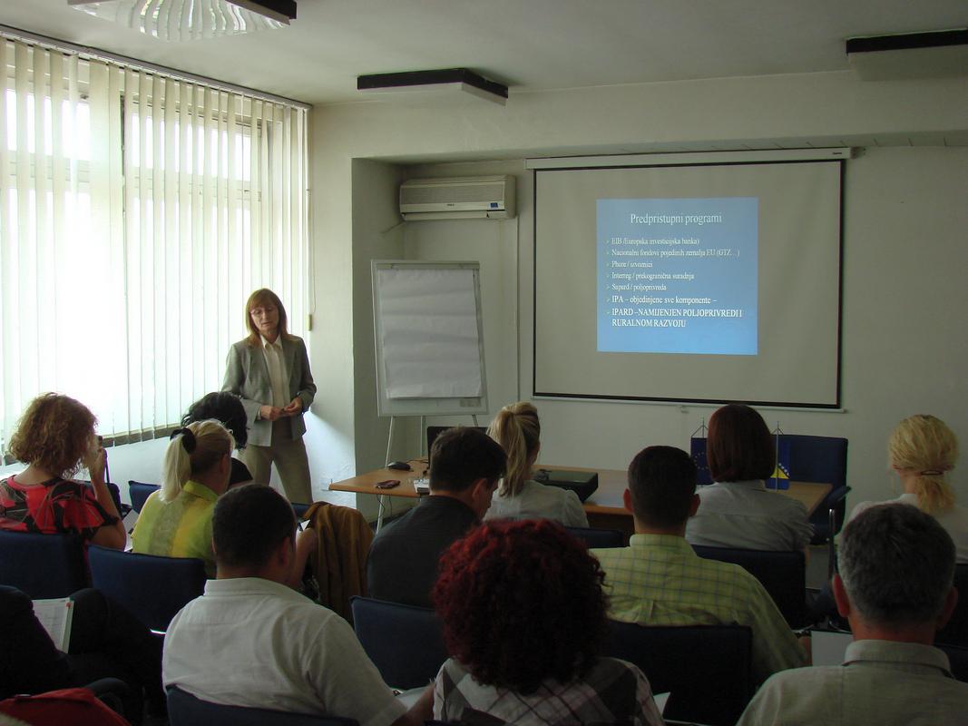 Prezentacija IPARD programa u REZ Agenciji