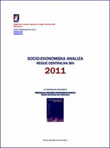 Socio-ekonomska analiza regije Centralna BiH 2011 1
