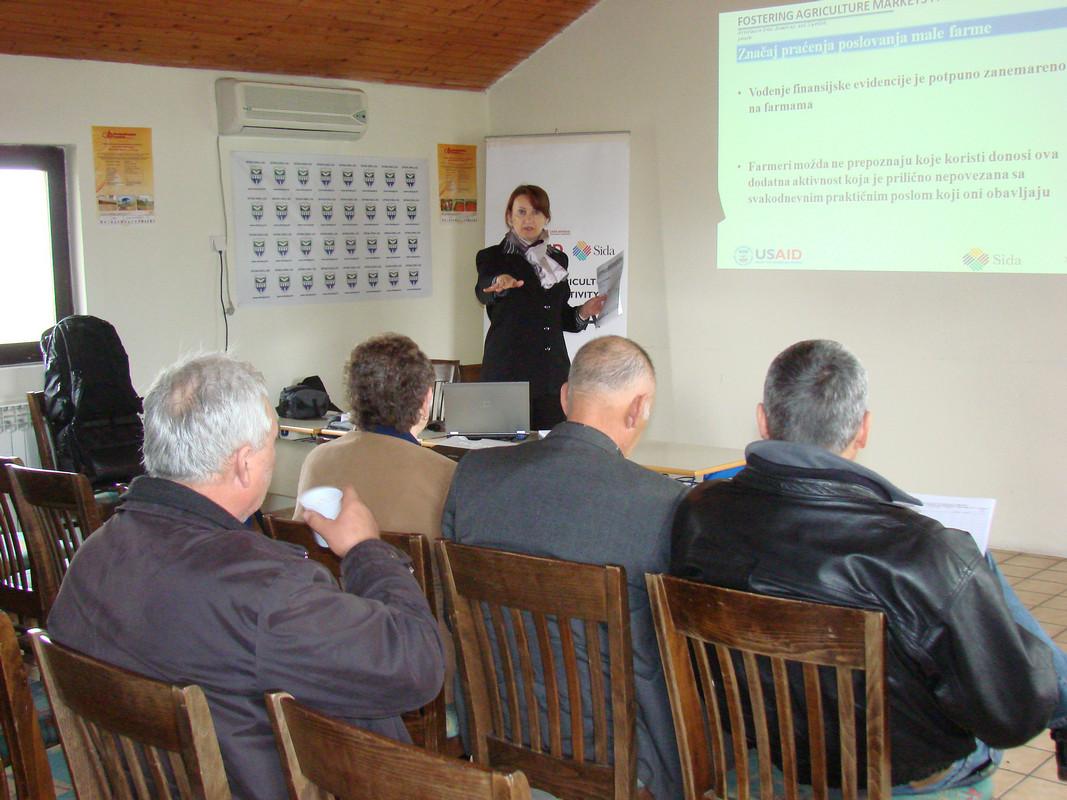 FARMA - Seminari za proizvođače mlijeka