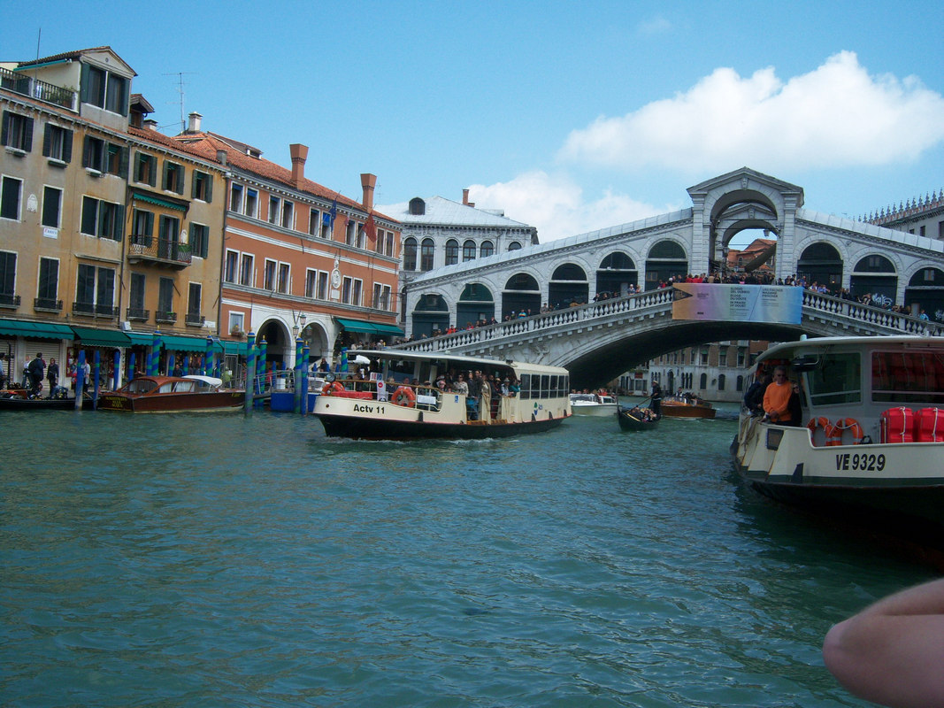 Venice Boat Show - April 2012