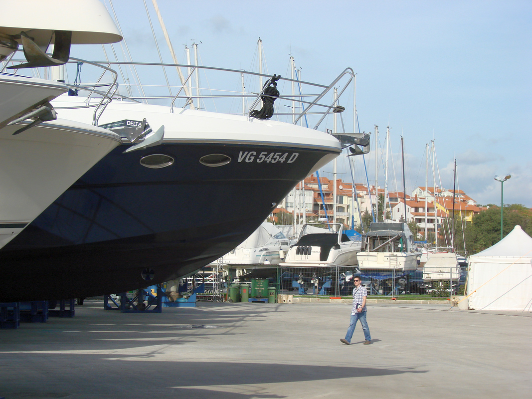 Adriatic Economic Cluster Club na Pula Boat Fair 2012