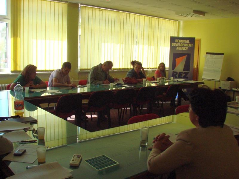 PCM seminar u Travniku - septembar 2012.