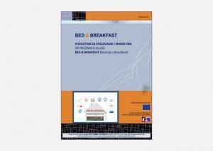 Bed & Breakfast - Podsjetnik za poslovanje i marketing
