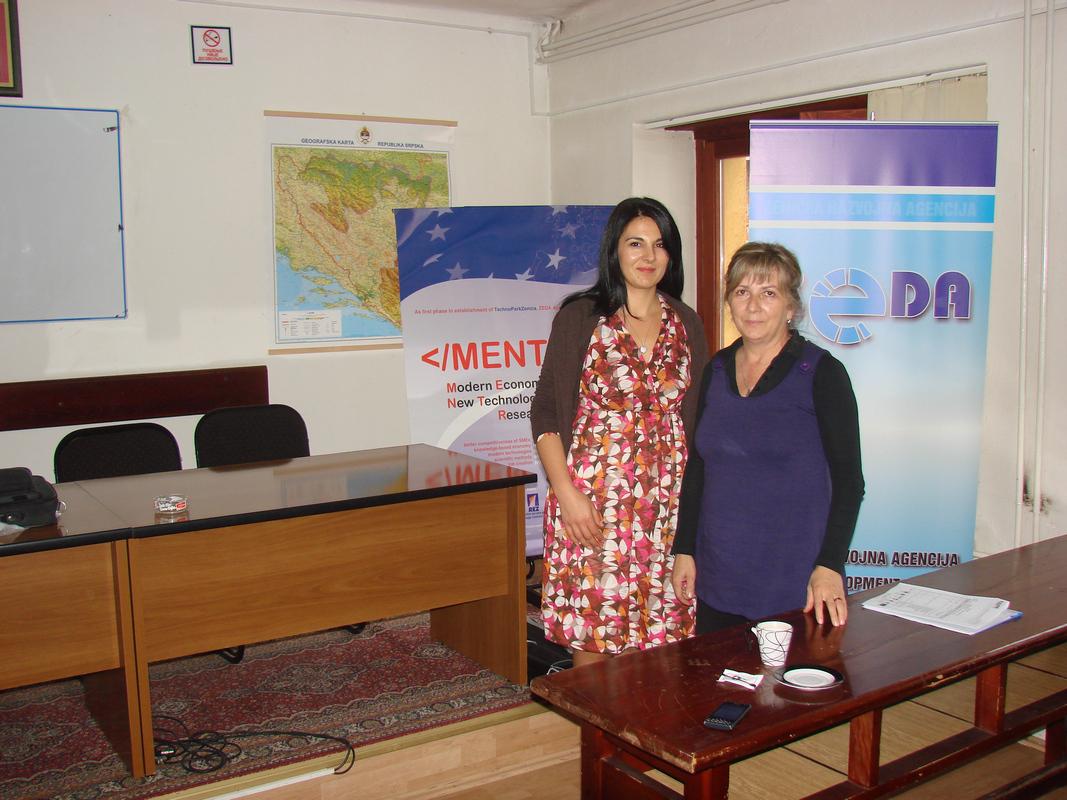 MENTOR projekt - seminar Sokolac