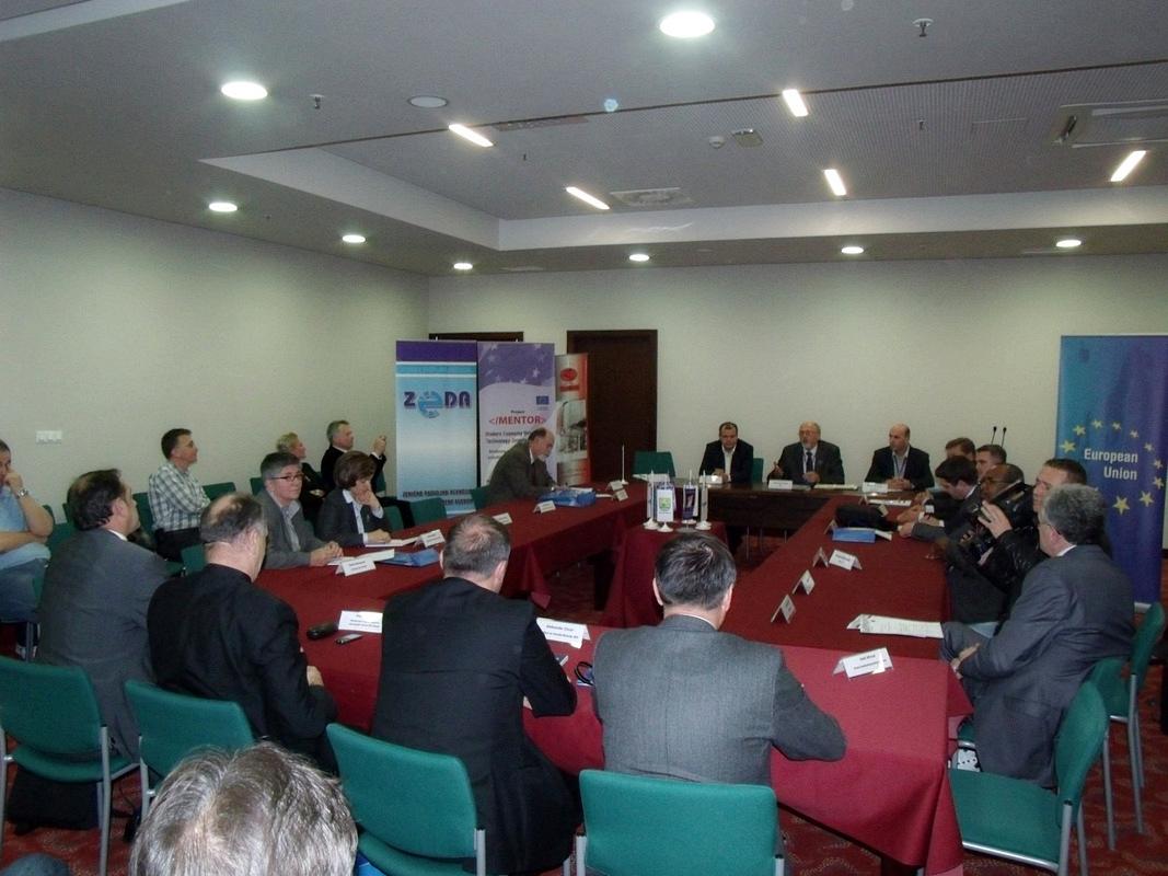 MENTOR konferencija u Zenici, nov2012