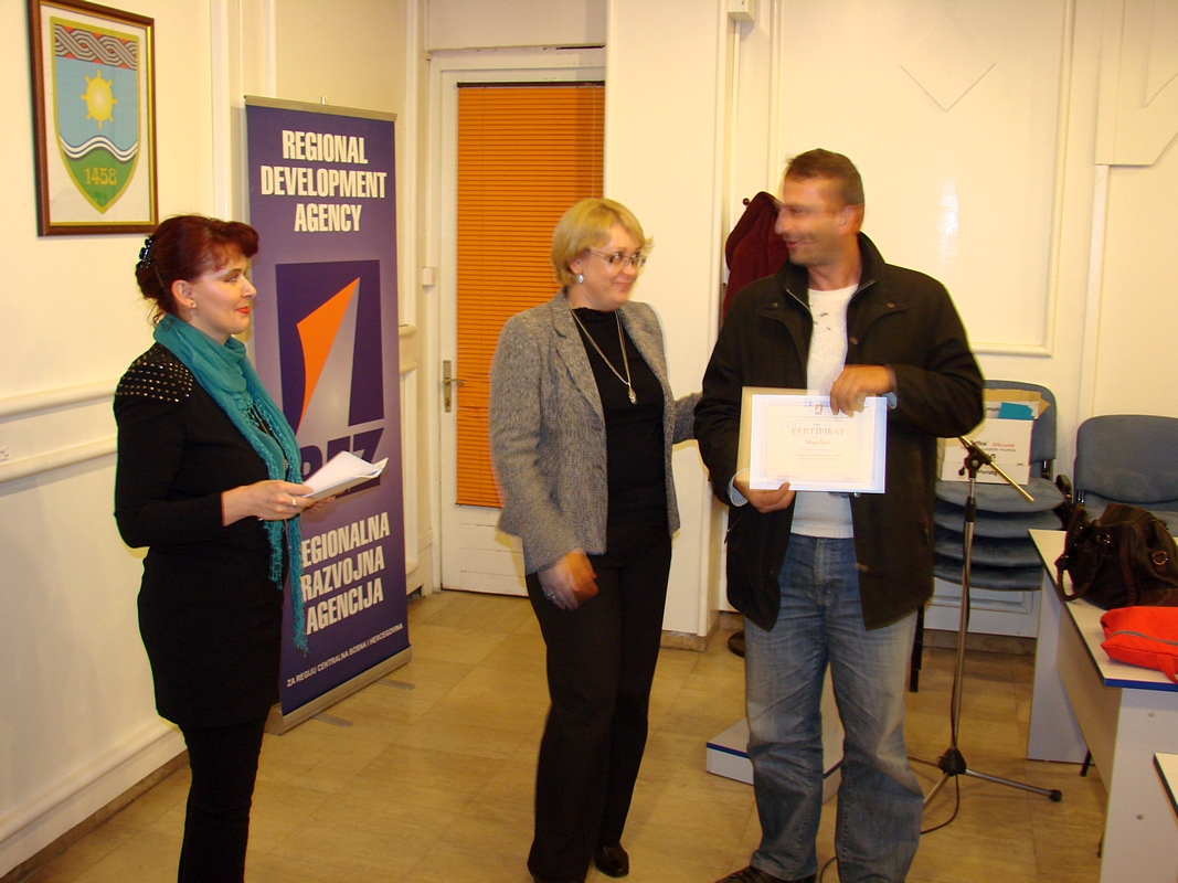 PCM u Žepču, novembar 2012
