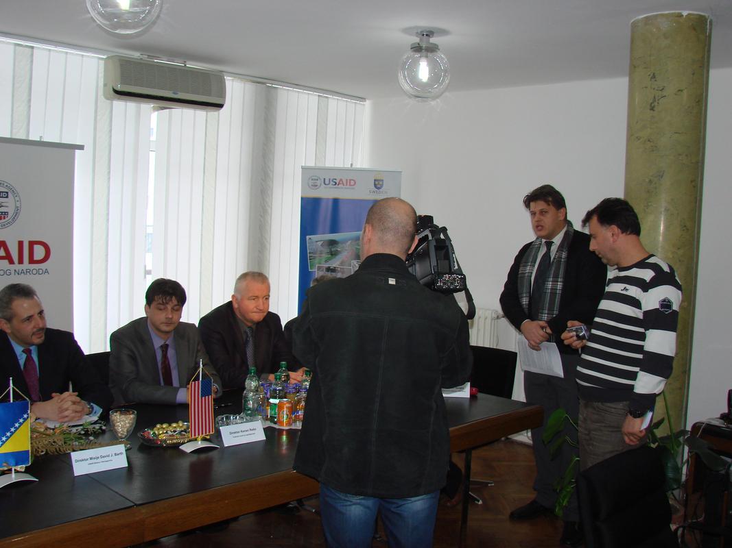 PREVENT Travnik - Memorandum o razumijevanju u implementaciji projekta