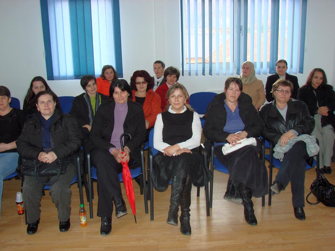 Plastenička proizvodnja u ruralnim područjima općine Novi Travnik - Seminar feb2013