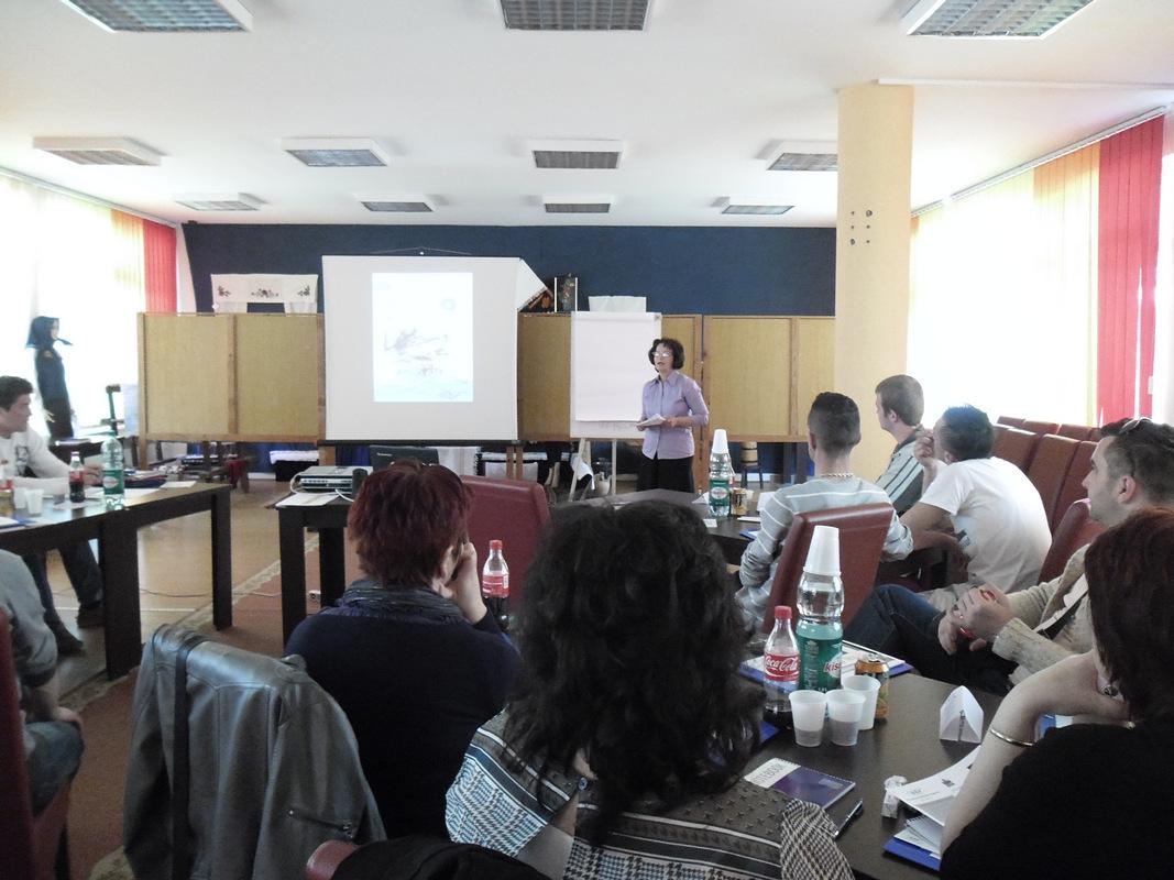 Business Innovation Programs - seminar u Kaknju