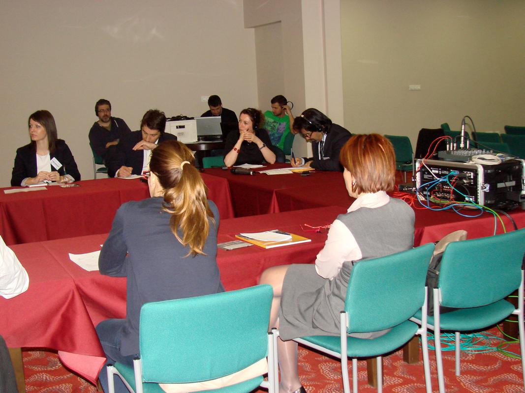Adriatic Economic Cluster Club - conference in Zenica