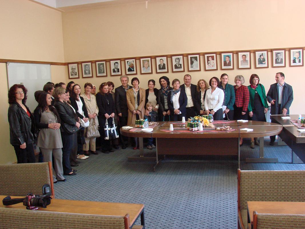 LGFBiH, REZ Agencija, Općina Novi Travnik