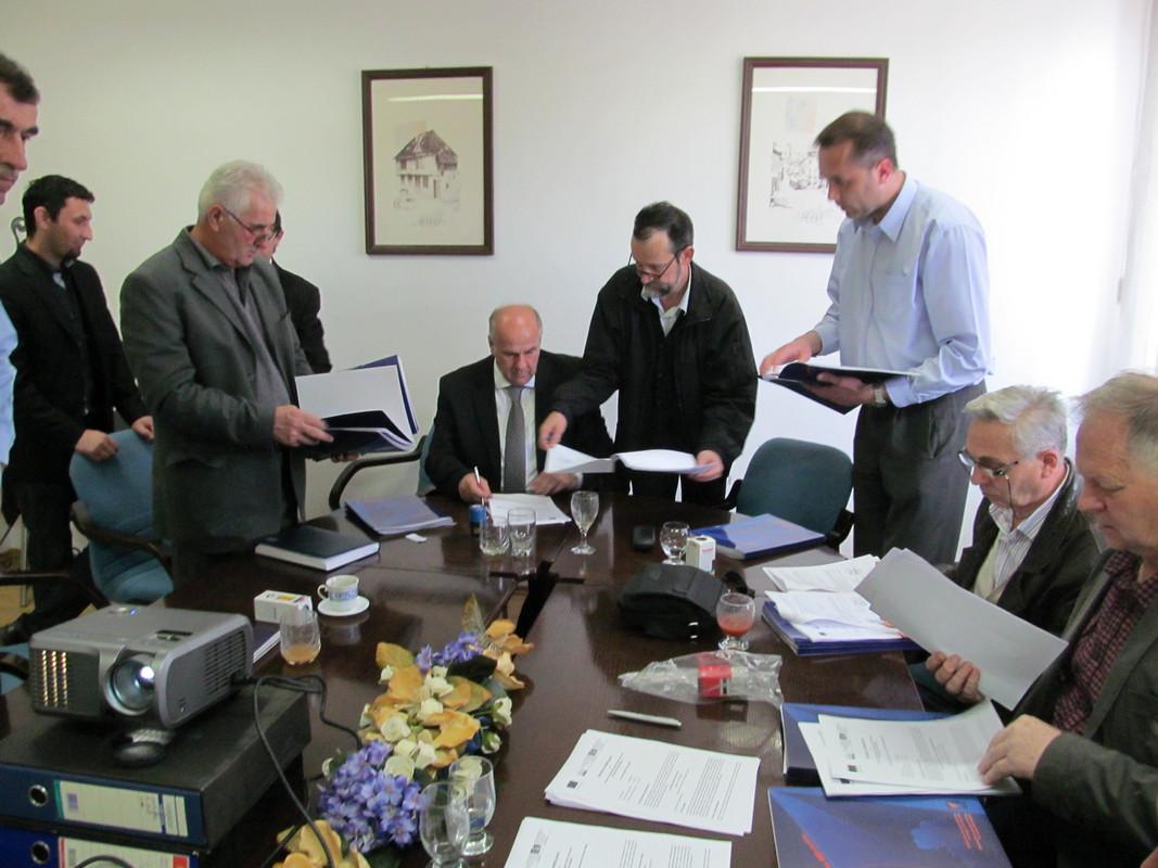 Past for the Future - Sporazumi sa NVO Maglaj