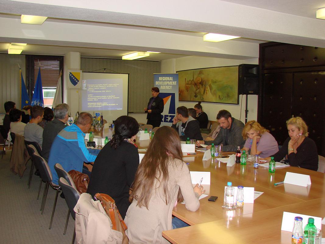 PCM seminar u Zavidovićima, maj 2013