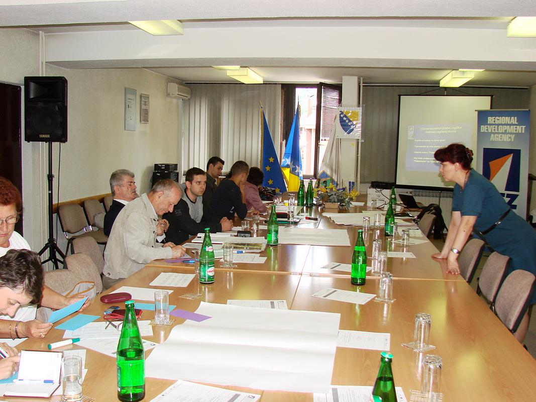 Radionica Logframe - Zavidovići, juni 2013
