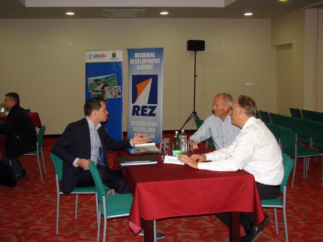 B2B susreti u okviru sajma ZEPS 2013