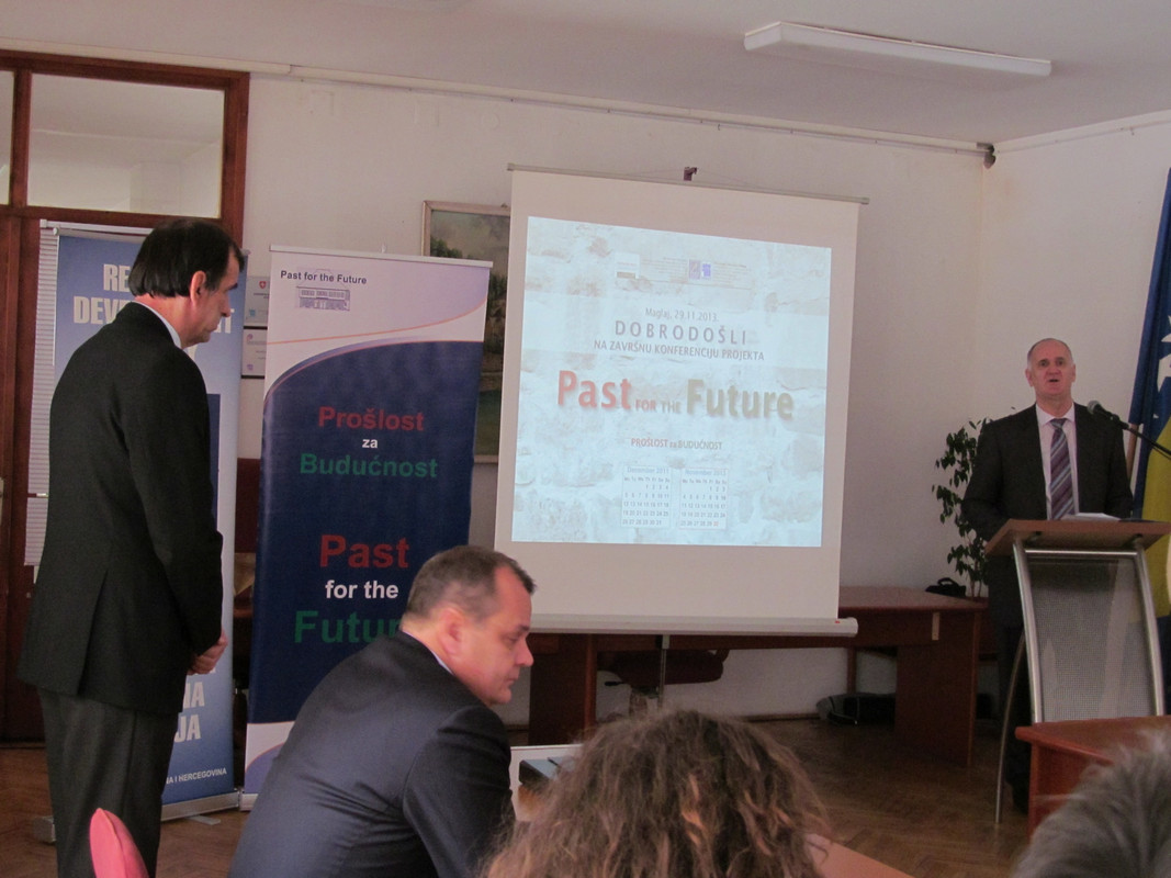 Past for the Future - Final Conference