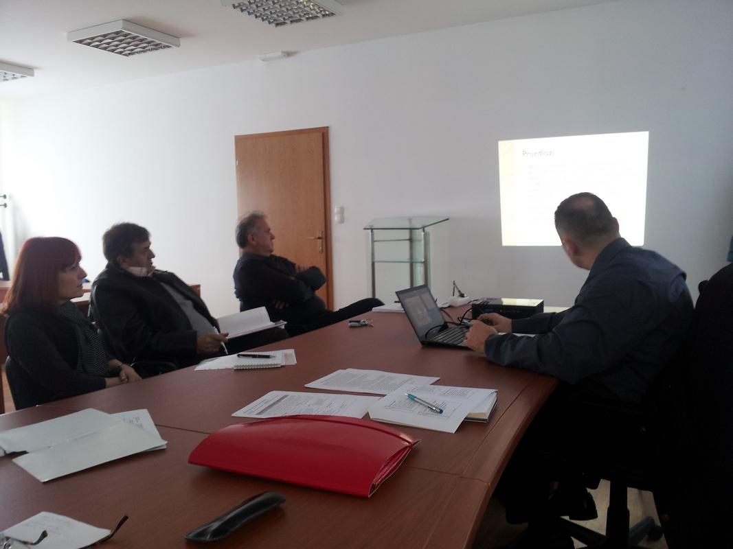 Izrada strategije razvoja NTR - Sastanak sa Savjetom Općine