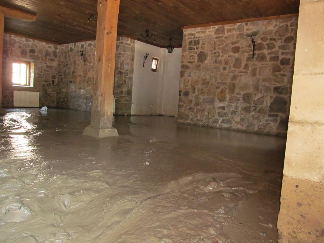 Maglaj, Delibegov han - nakon poplave