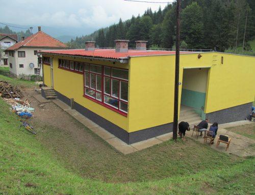 Područna škola Gradina, Karaula-Turbe, Općina Travnik