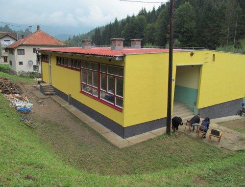 Branch department Gradina of the primary school Karaula, Municipality of Travnik