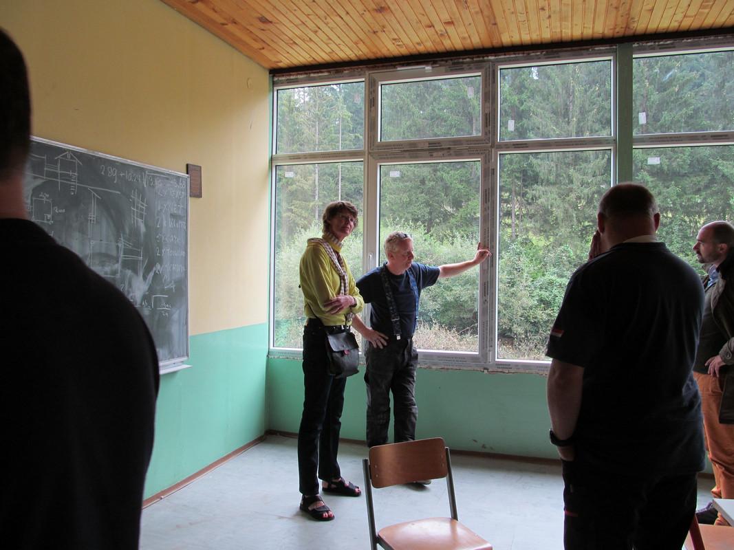Projekti u zajednici - Loes Lammerts u posjeti Gradini, Karaula Turbe