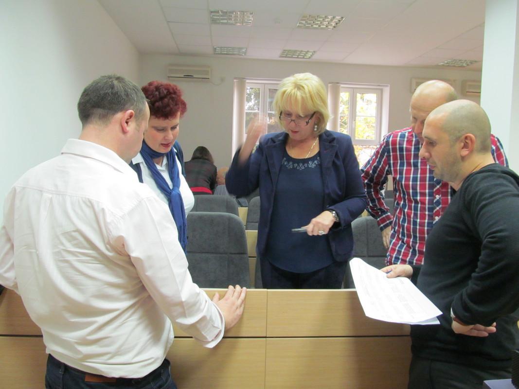 PCM Seminar u Travniku - Novembar 2014