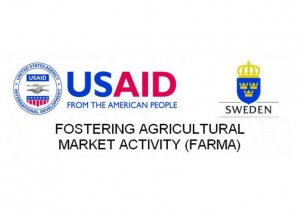 Capacity building of agricultural producers under the USAID/Sida FARMA 1