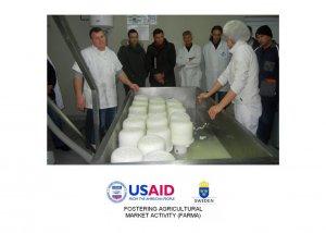 Razvoj kapaciteta poljoprivrednih proizvođača u okviru USAID/Sida FARMA