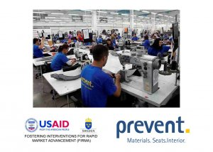 Vocational Training and Employment of Workers Skilled in Sewing Covers for Automotive Seats