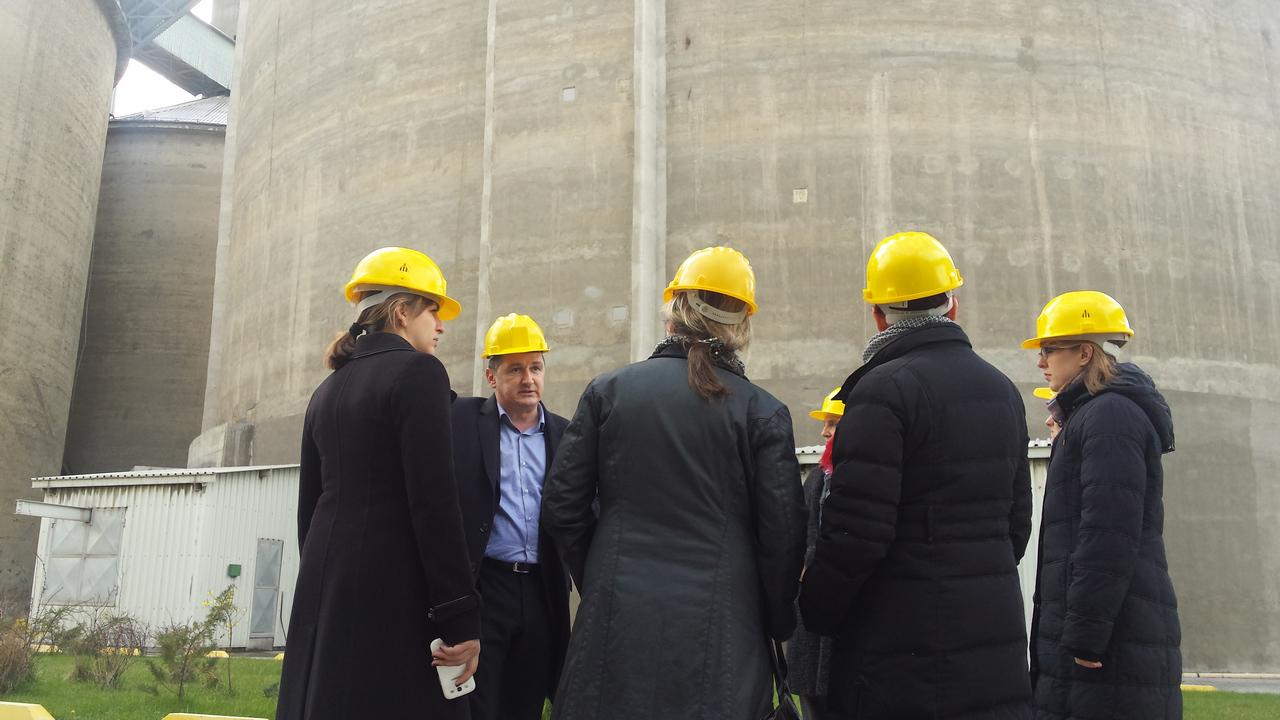 REZ Agencija u Tvornici cementa Kakanj