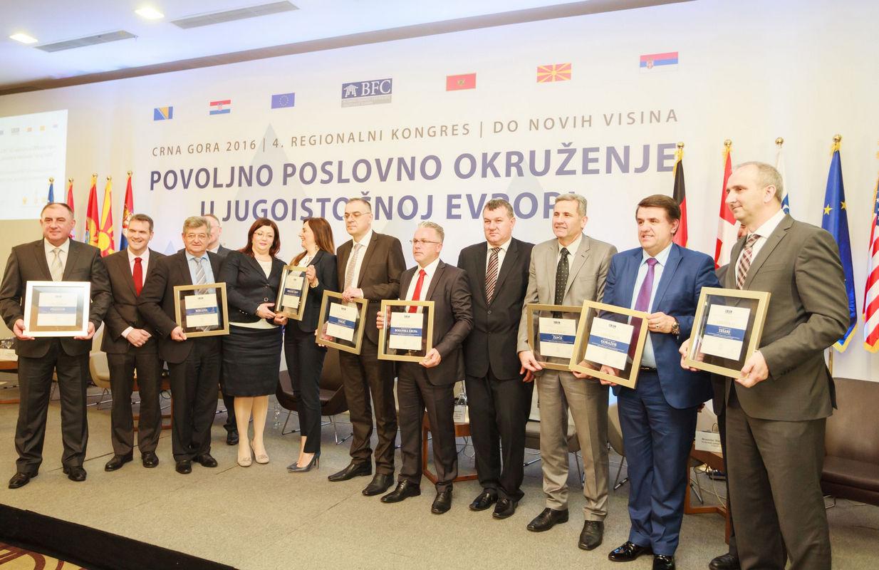 4 općine Federacije BiH među najboljima u regiji 1