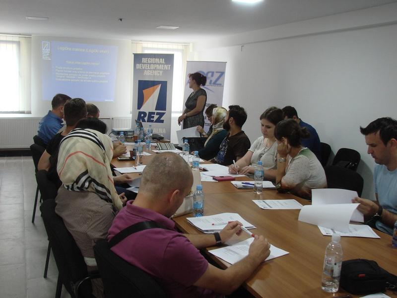 Trodnevni PCM seminar u Zavidovićima 1