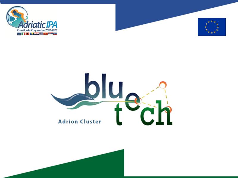 BlueTech Adrion Cluster