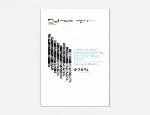 Analiza iskustava u proizvodnji i korištenju RDF‐a u Jugoistočnoj Evropi