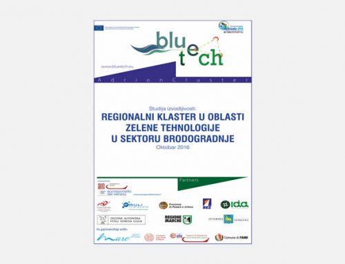 Regionalni klaster u oblasti zelene tehnologije u sektoru brodogradnje