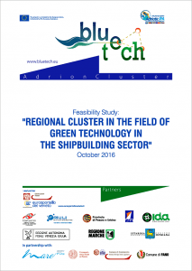 Regional cluster in the field of green technology in the shipbuilding sector 1
