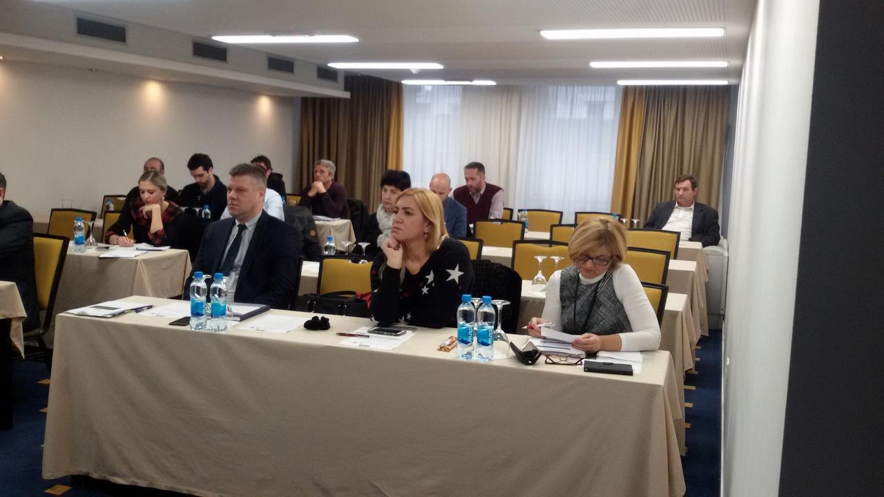 Održan INFO DAN BFC Programa u Sarajevu 1