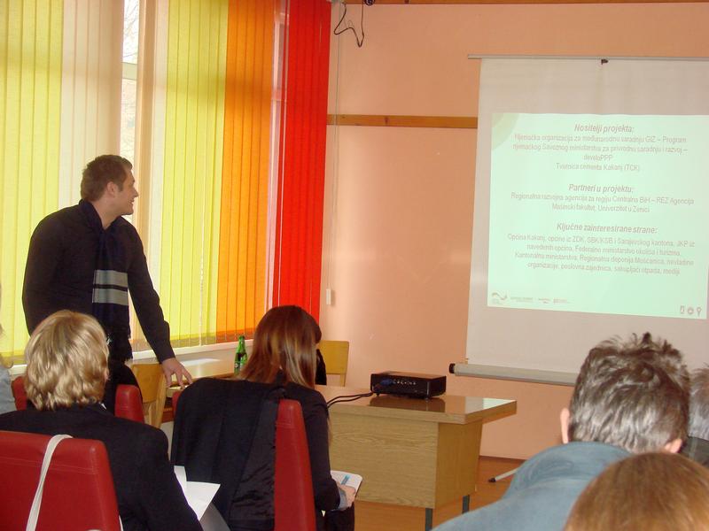 RDF seminar u Kaknju decembar 2016